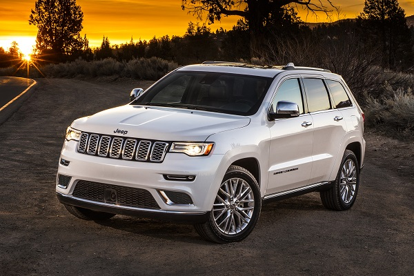 2017 Jeep Cherokee EU Version photo - 2