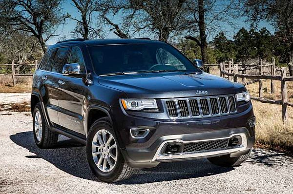 2017 Jeep Cherokee EU Version photo - 3