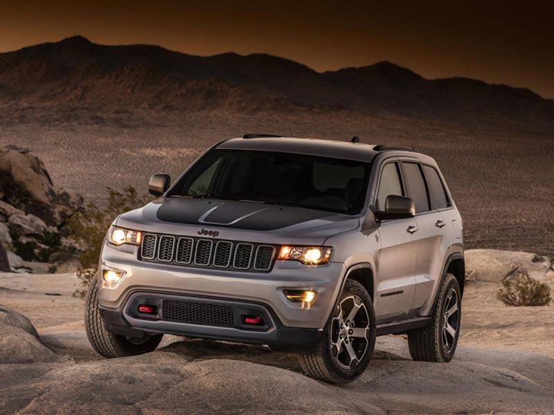 2017 Jeep Cherokee EU Version photo - 4