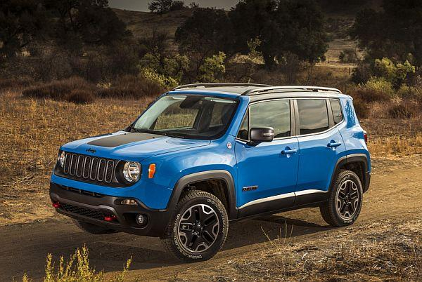 2017 Jeep Cherokee Renegade photo - 1