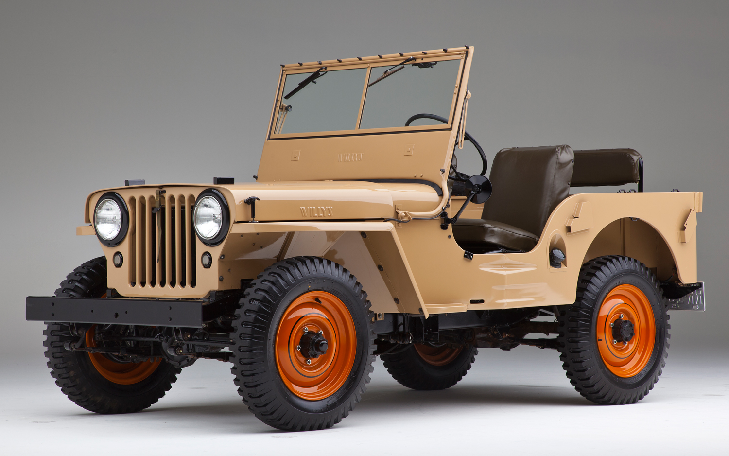 2017 Jeep CJ 2A photo - 2