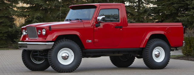 2017 Jeep Gladiator Concept photo - 1