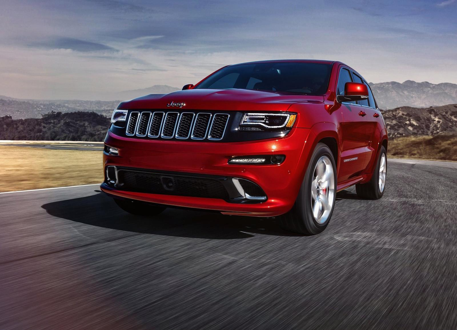 2017 Jeep Grand Cherokee Concept photo - 2