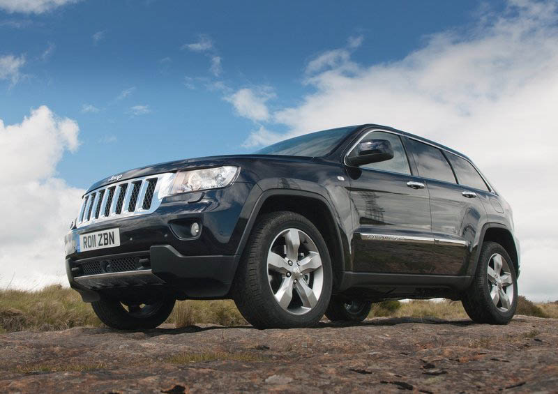 2017 Jeep Grand Cherokee Overland UK Version photo - 4