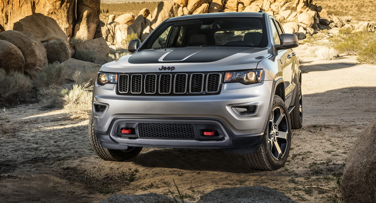 2017 Jeep Grand Cherokee S Limited UK Version photo - 1