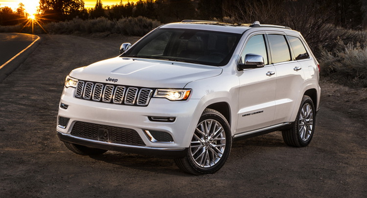 2017 Jeep Grand Cherokee S Limited UK Version photo - 2