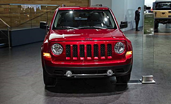 2017 Jeep Patriot photo - 2