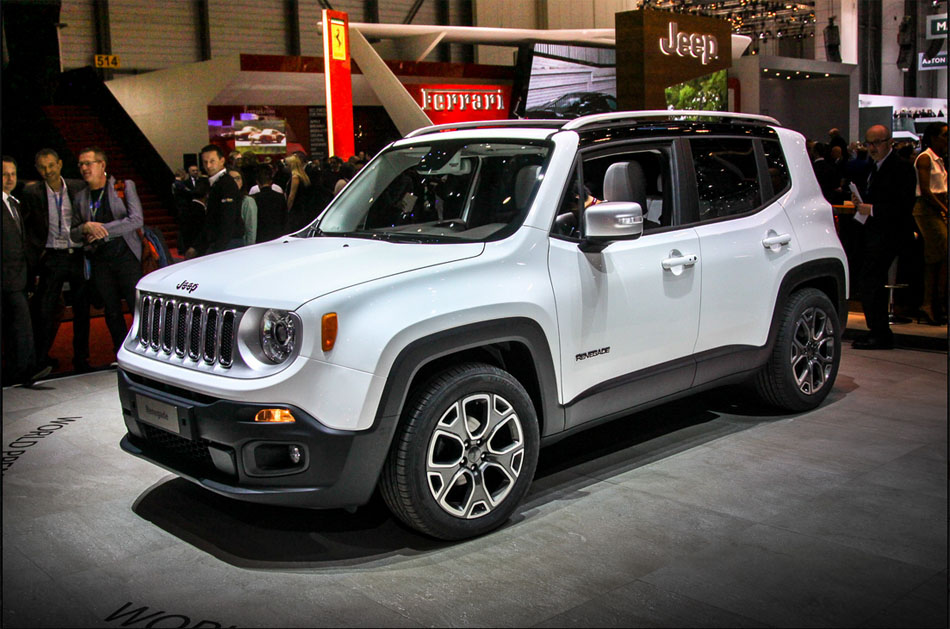 2017 Jeep Renegade photo - 4