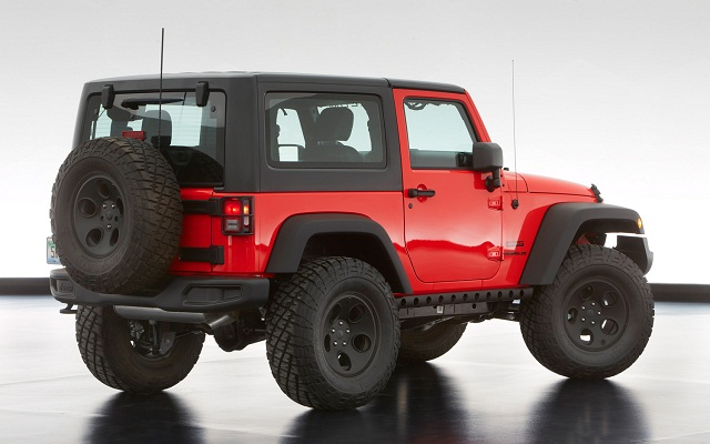 2017 Jeep Wrangler Mojave photo - 2