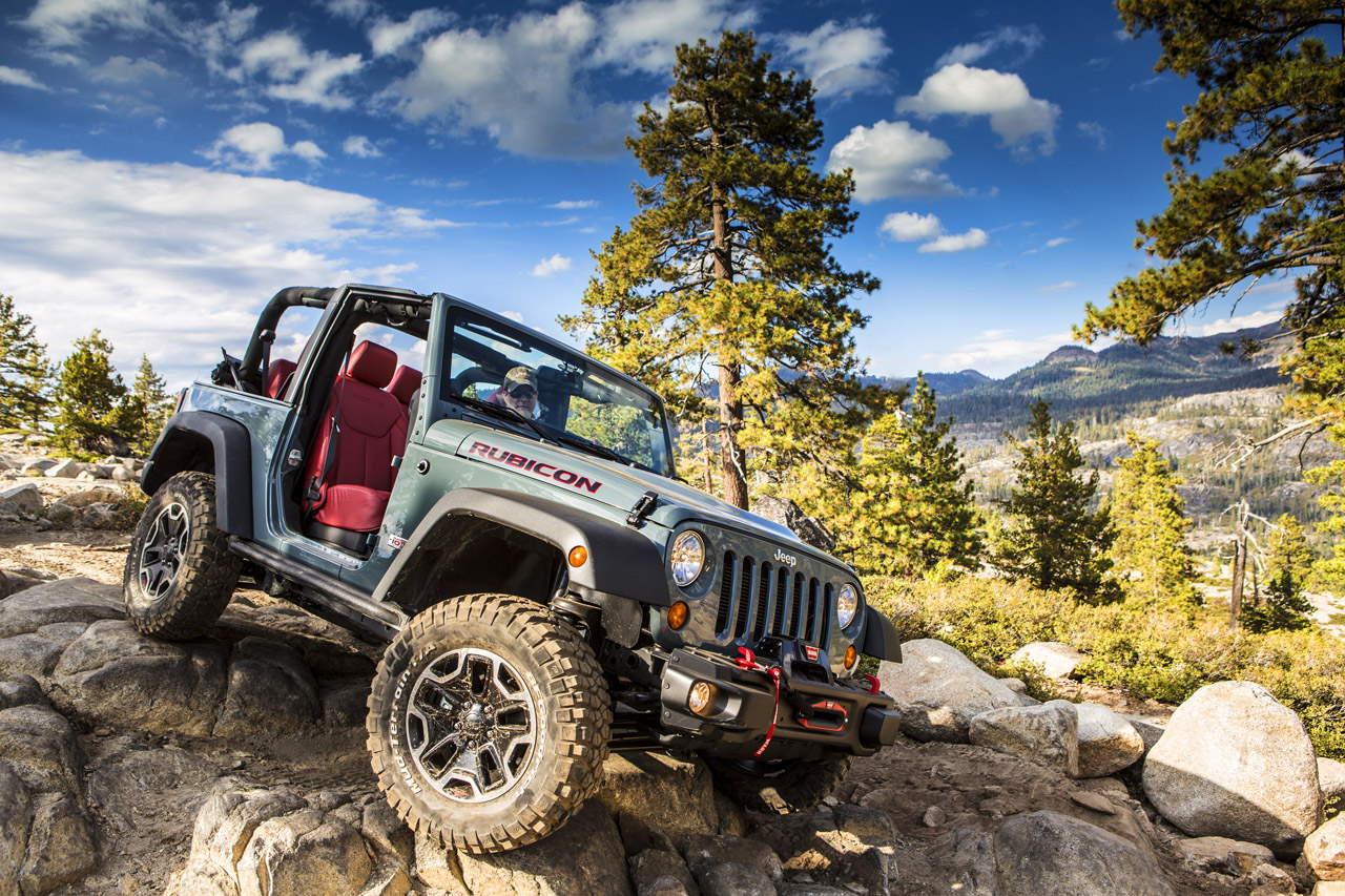 2017 Jeep Wrangler Rubicon 10th Anniversary photo - 1
