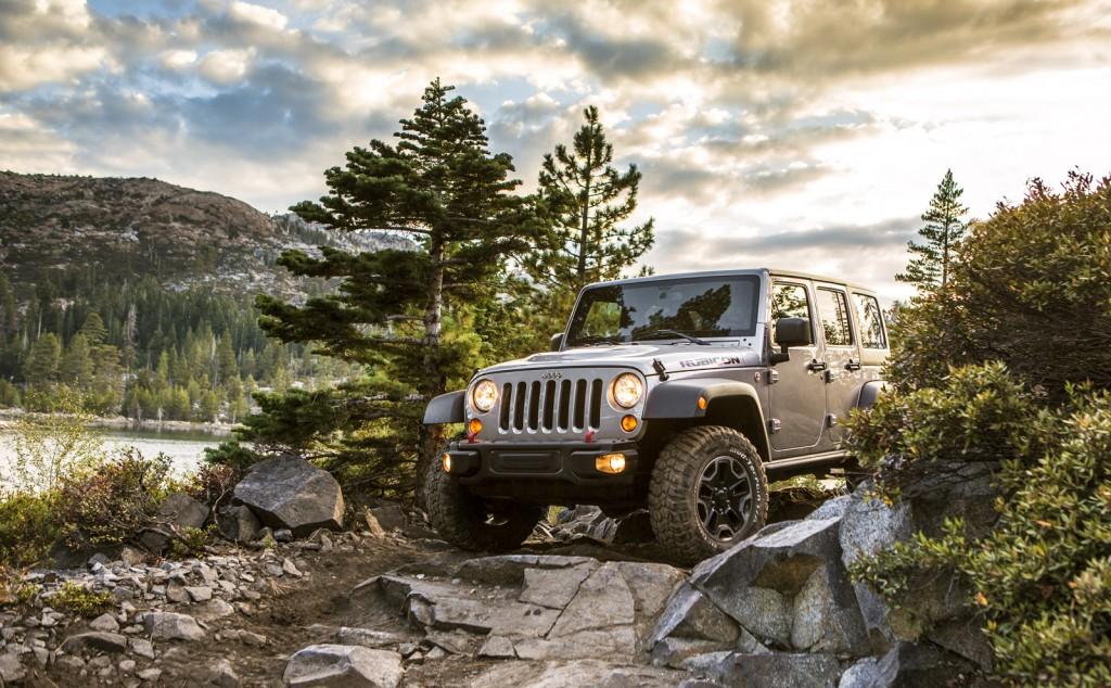 2017 Jeep Wrangler Rubicon 10th Anniversary photo - 3