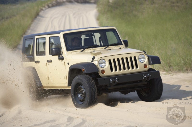 2017 Jeep Wrangler Unlimited UK Version photo - 2