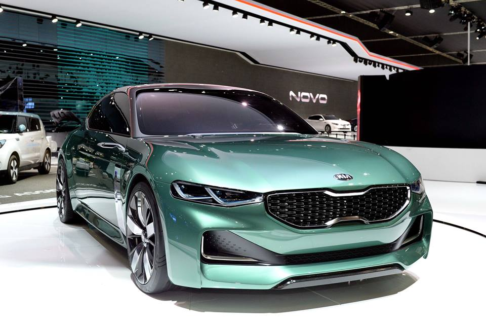 2017 Kia Novo Concept Car Photos Catalog 2019