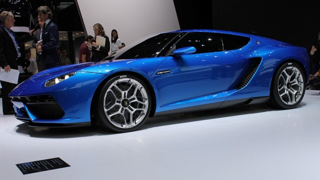 2017 Lamborghini Asterion LPI910 4 Concept photo - 2