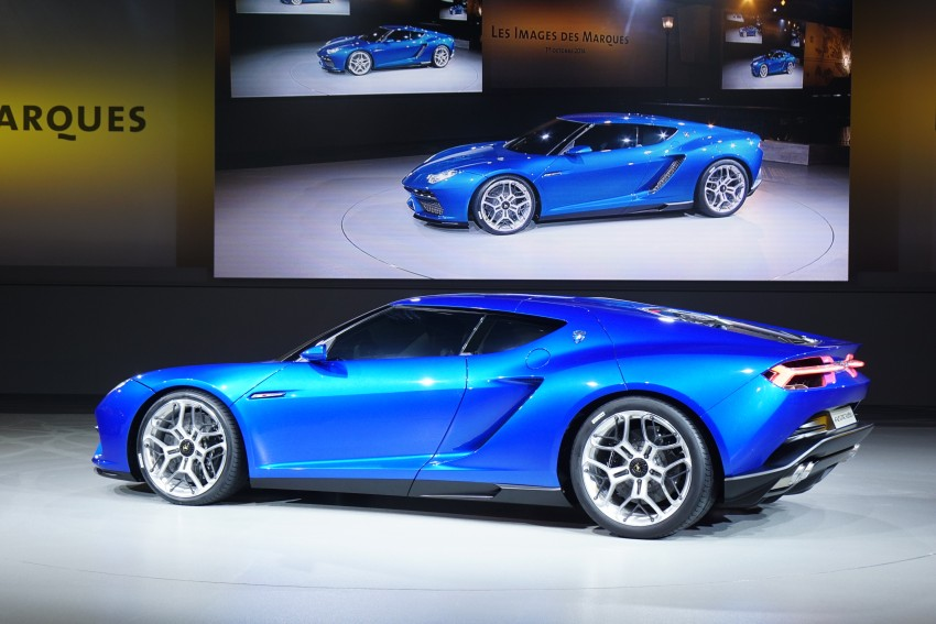 2017 Lamborghini Asterion LPI910 4 Concept photo - 4