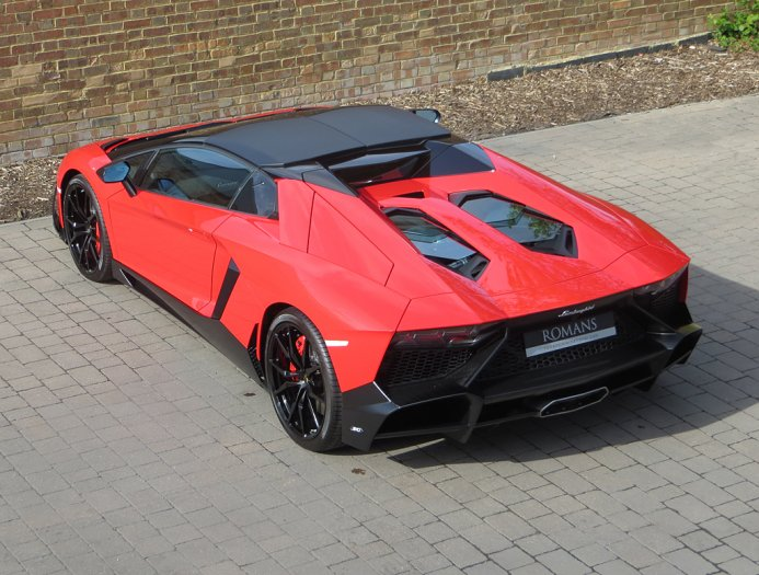 2017 Lamborghini Aventador LP720 4 50th Anniversary photo - 3