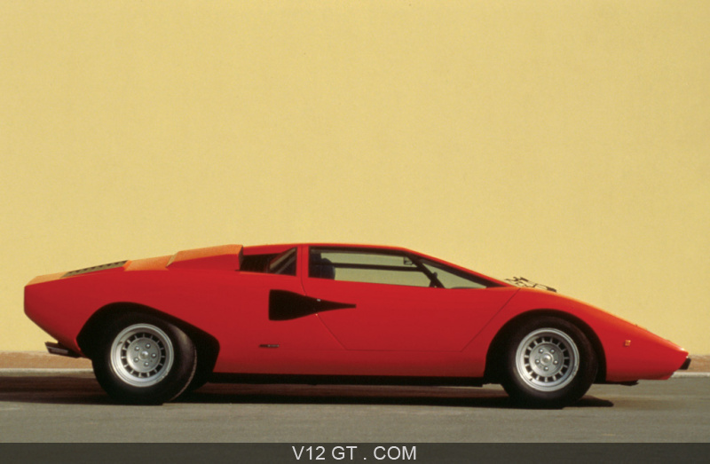 2017 Lamborghini Countach LP 400 photo - 1