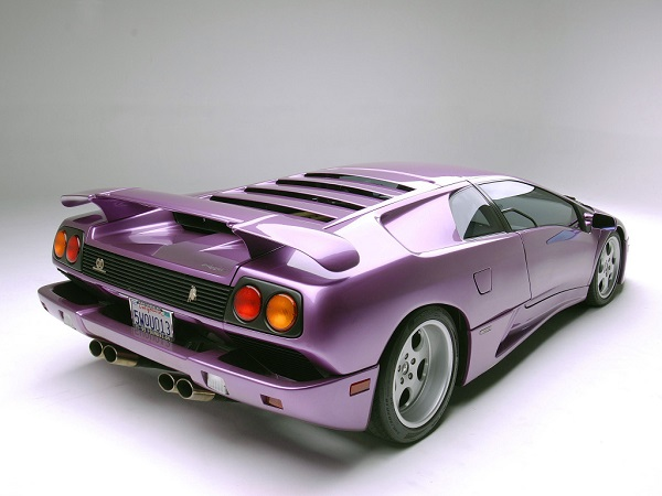 2017 Lamborghini Diablo SE photo - 1
