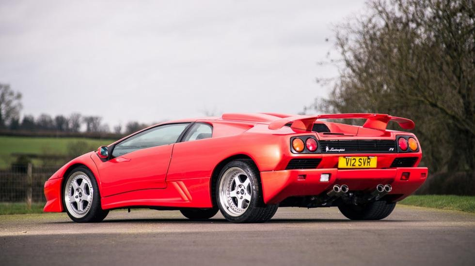 2017 Lamborghini Diablo SV photo - 3