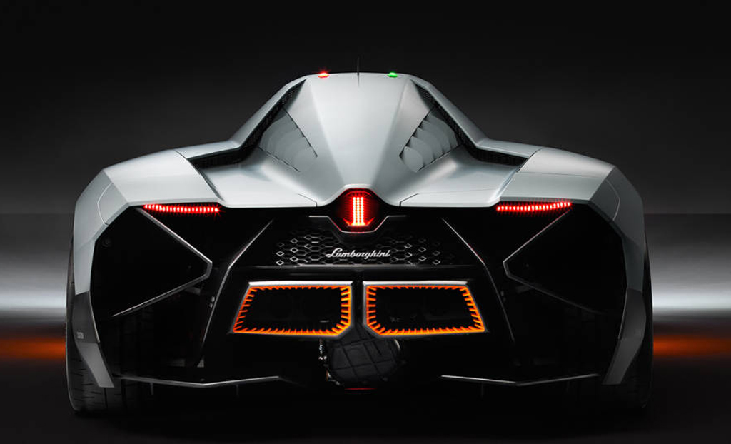 2017 Lamborghini Egoista Concept photo - 4