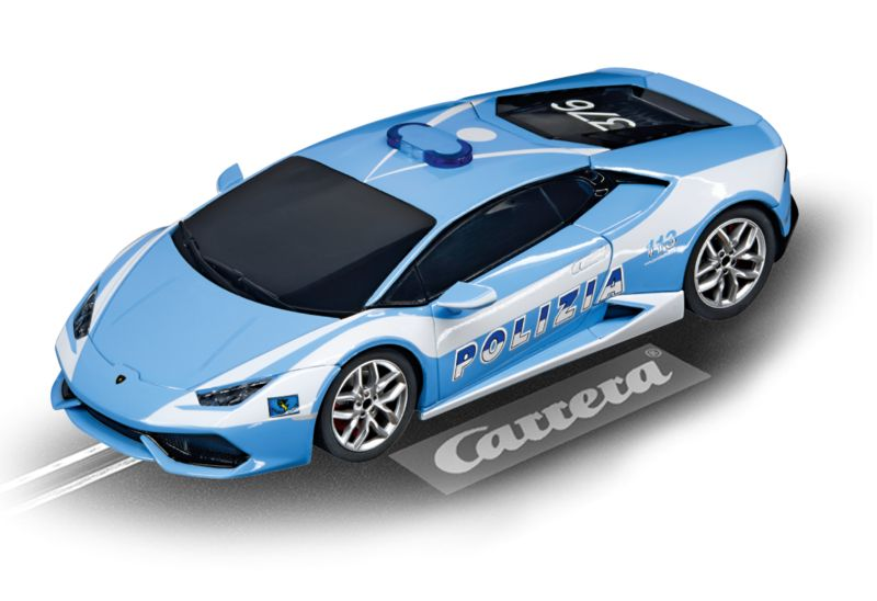 2017 Lamborghini Huracan LP610 4 Polizia photo - 1