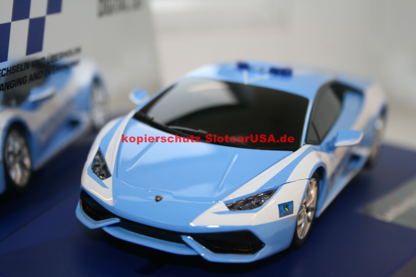 2017 Lamborghini Huracan LP610 4 Polizia photo - 3