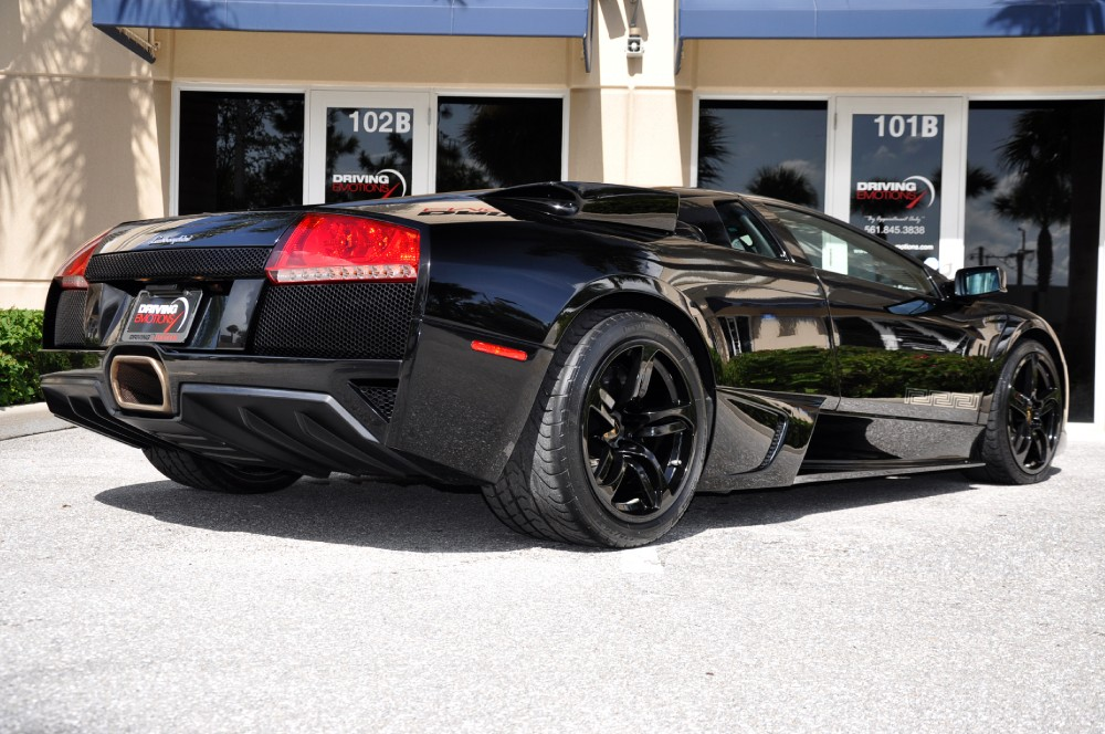 2017 Lamborghini Murcielago LP640 Versace photo - 2