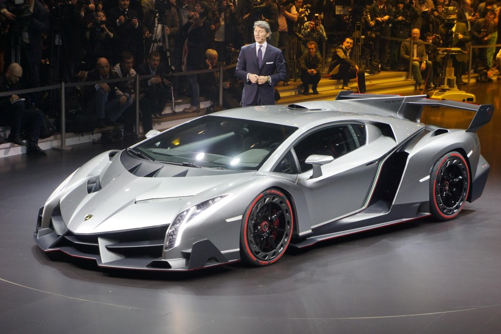 2017 Lamborghini Veneno Roadster photo - 4