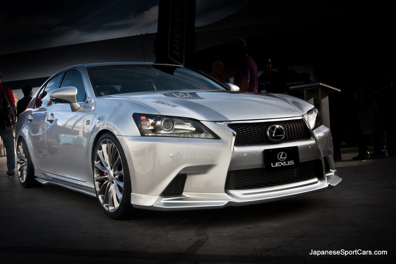 2017 Lexus GS 350 F Sport photo - 4