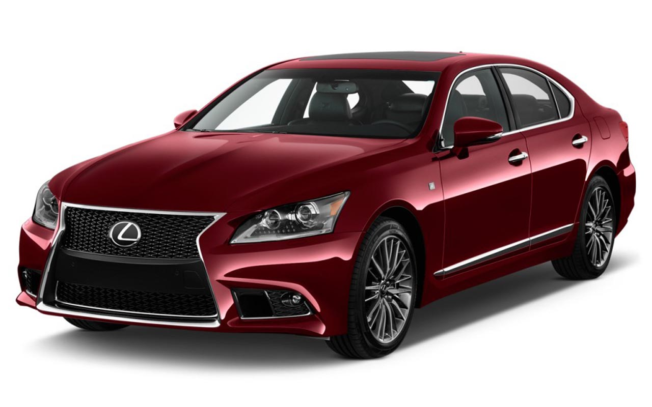 2017 Lexus GS 460 photo - 1
