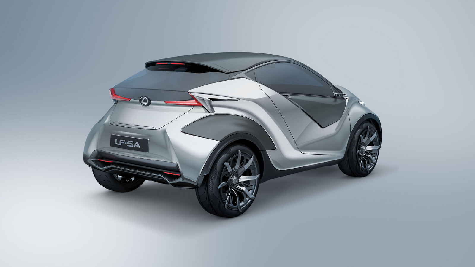 2017 Lexus LF A Concept photo - 2