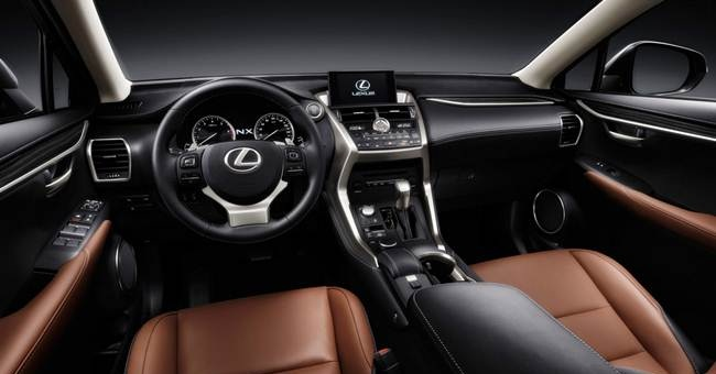 2017 Lexus NX photo - 1