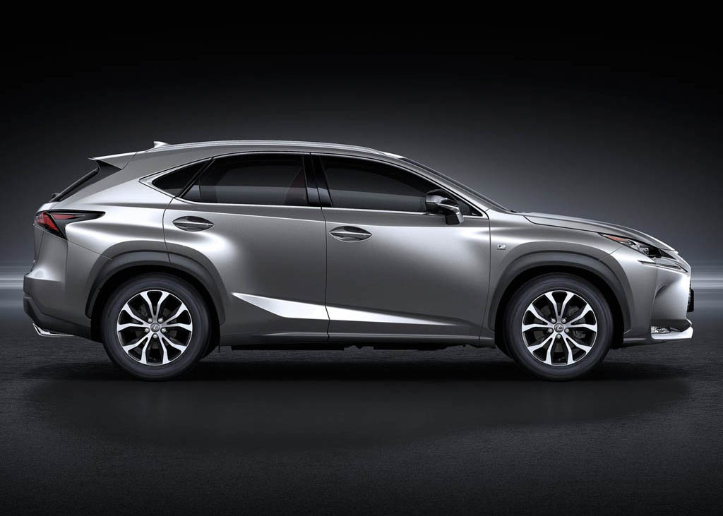 2017 Lexus NX photo - 2