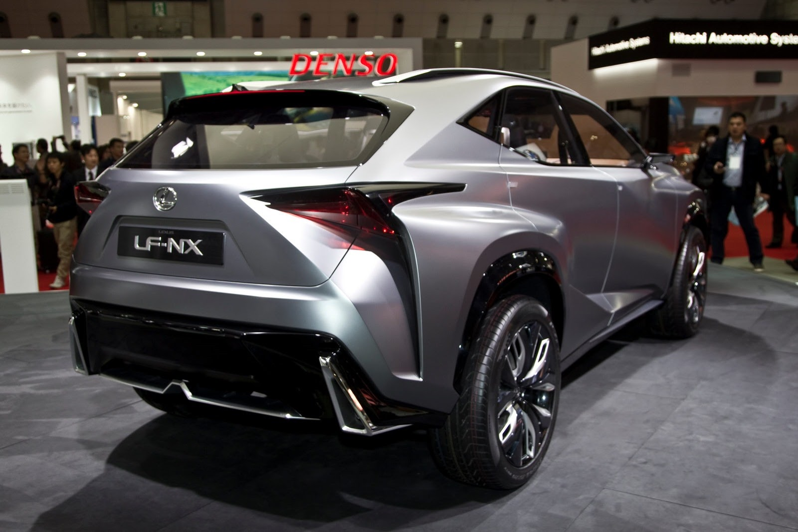 2017 Lexus NX photo - 3