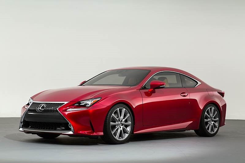 2017 Lexus RC photo - 2