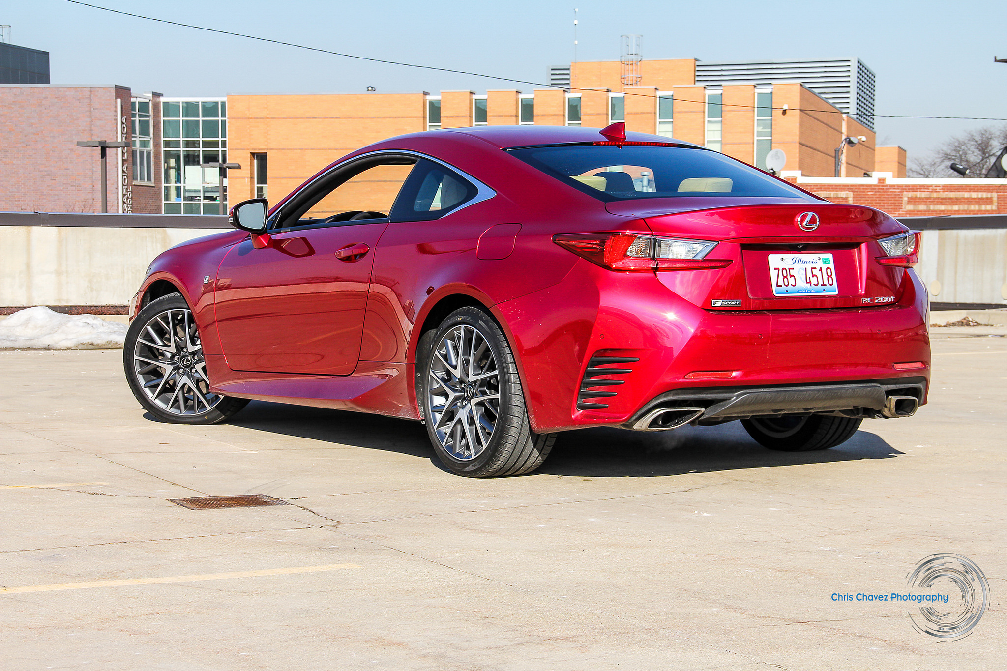 2017 Lexus RC photo - 3
