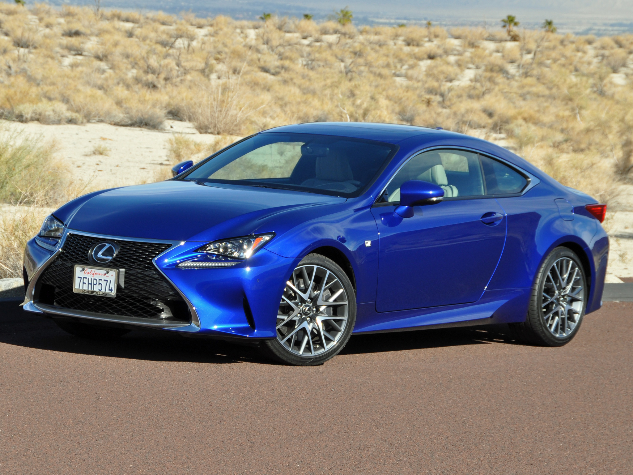 2017 Lexus RC F photo - 1