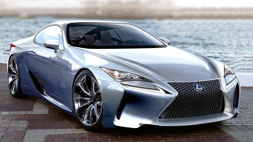 2017 Lexus RC F photo - 3