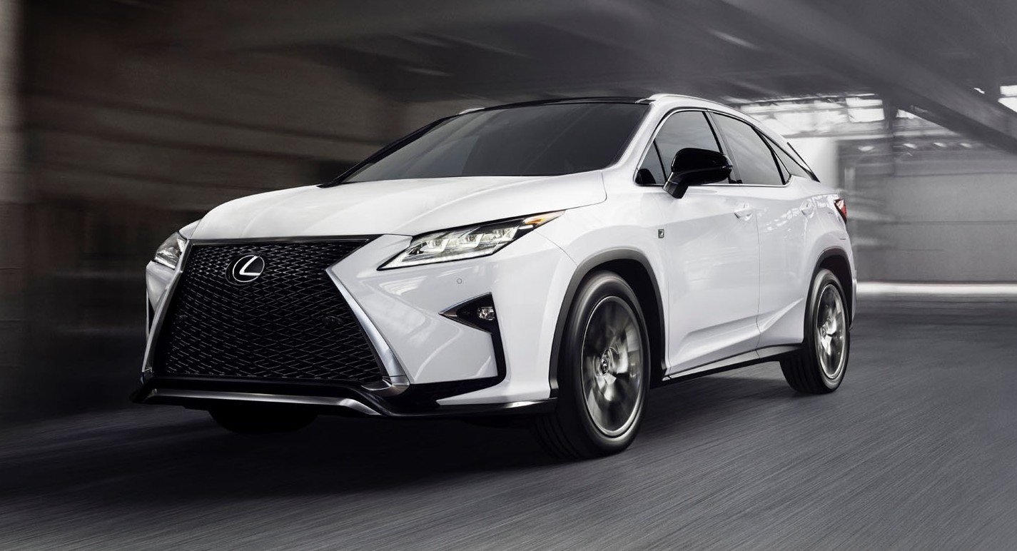 2017 Lexus RX 450h F Sport photo - 3