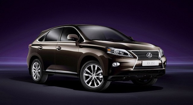 2017 Lexus RX400h photo - 4