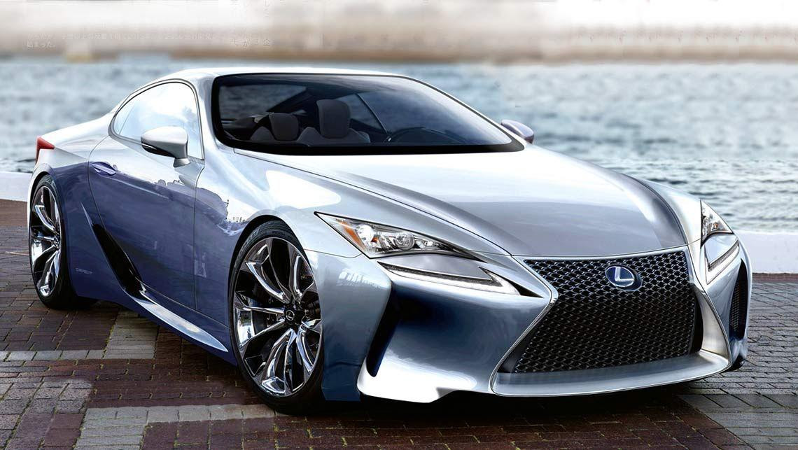 2017 Lexus SC 430 photo - 3