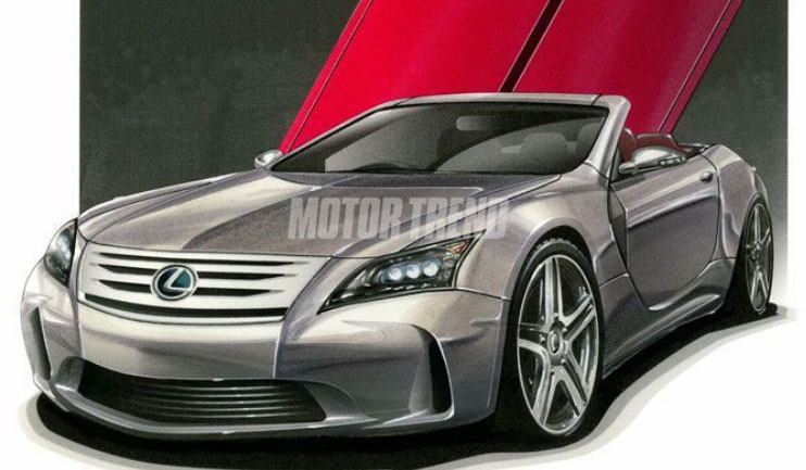 2017 Lexus SC430 photo - 1