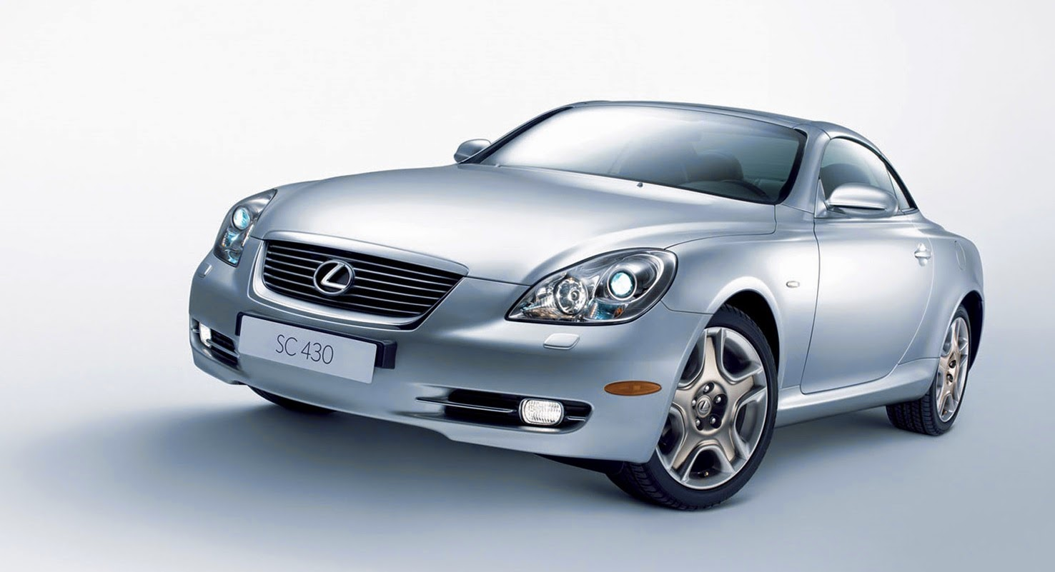 2017 Lexus SC430 photo - 3