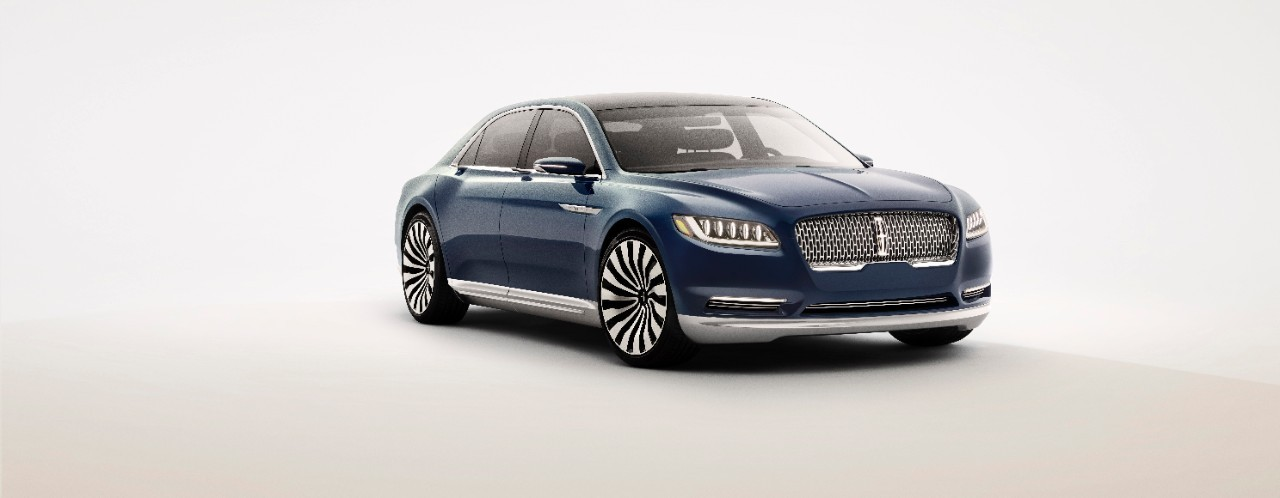 2017 Lincoln Mark X Concept photo - 1