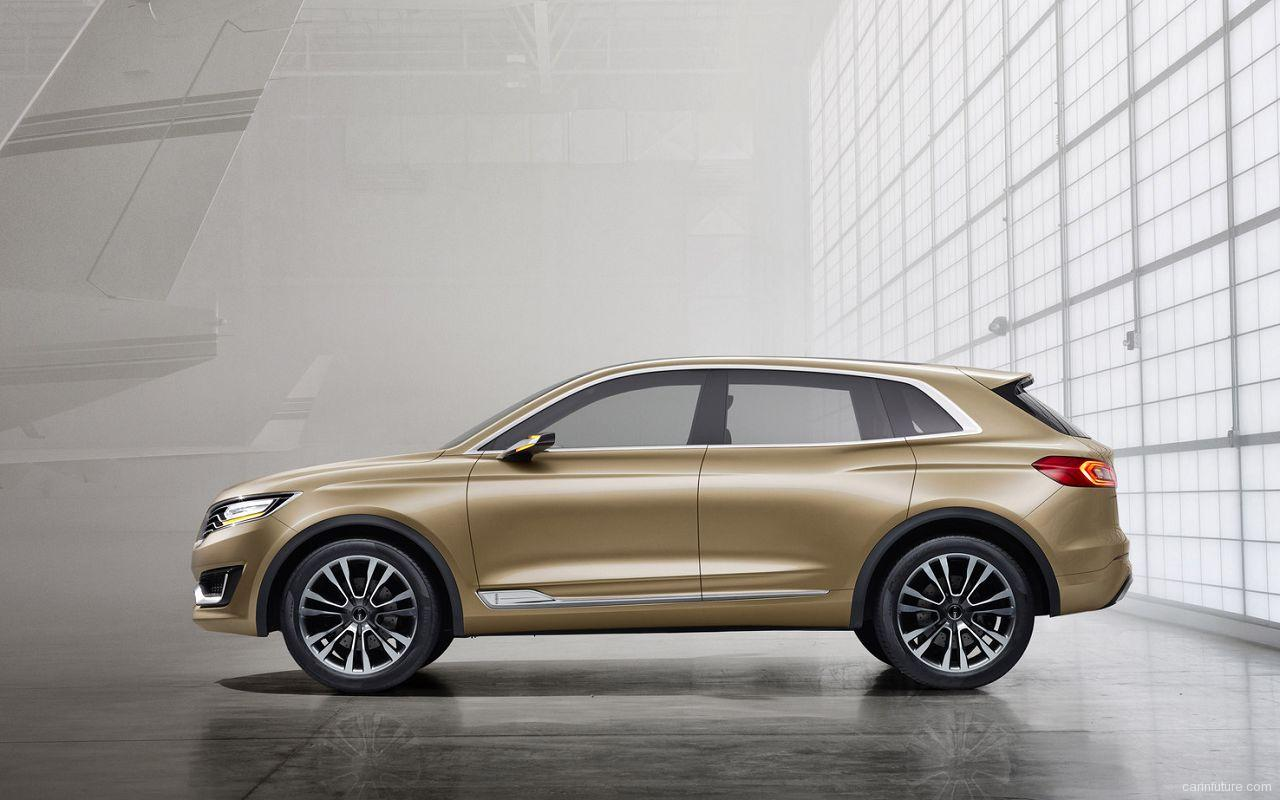 2017 Lincoln MKR Concept photo - 4