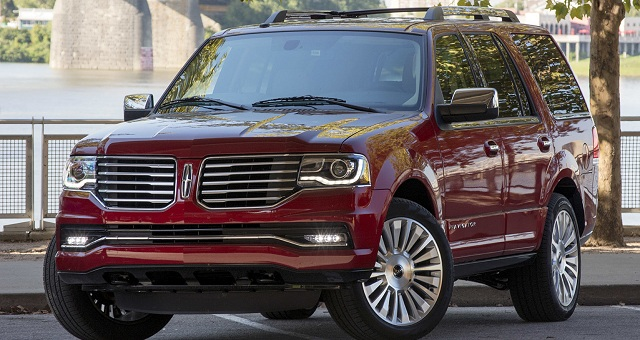 2017 Lincoln Navigator photo - 1