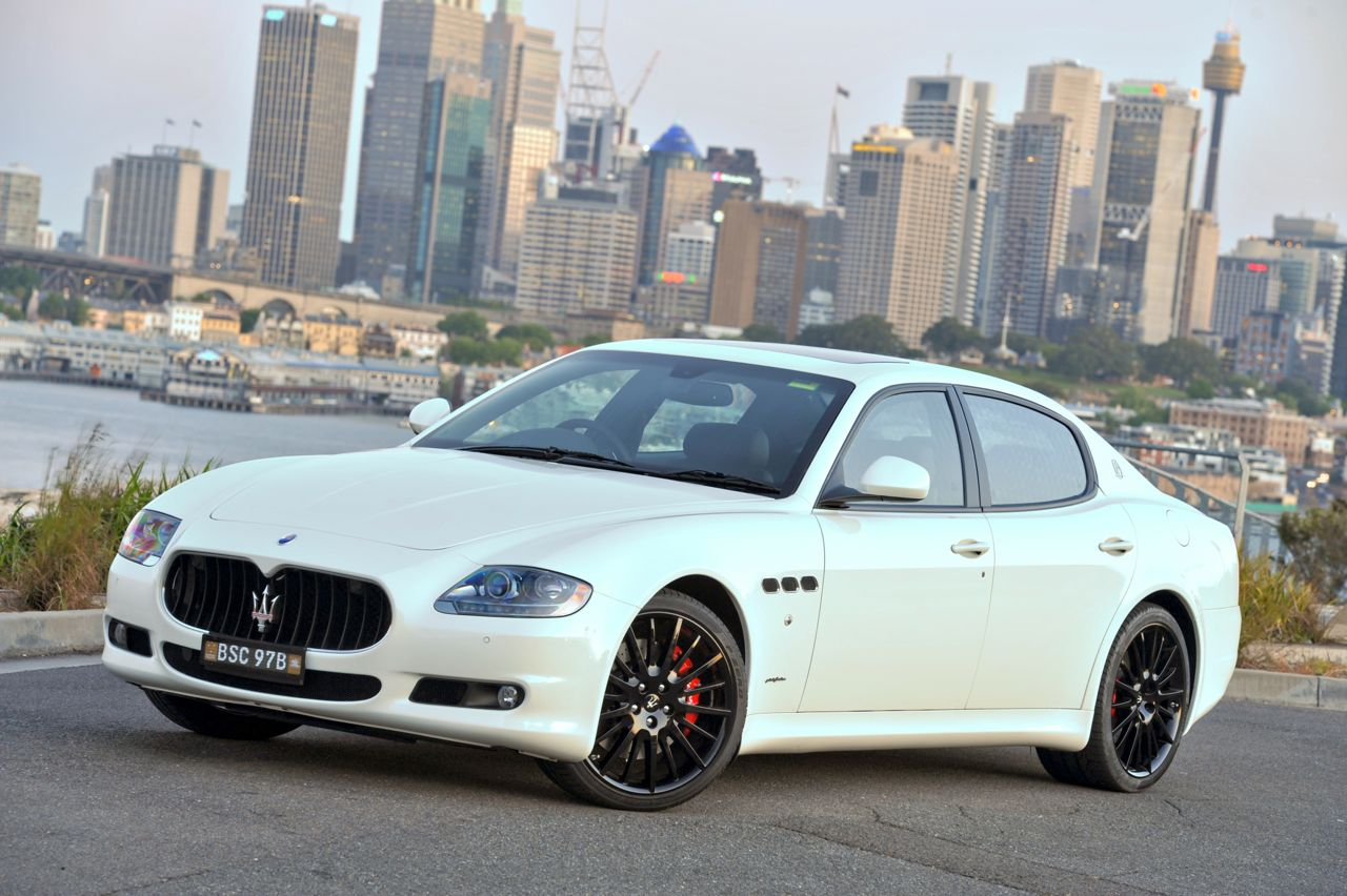 2017 Maserati Quattroporte Sport Gt S Mc Line Photo 2