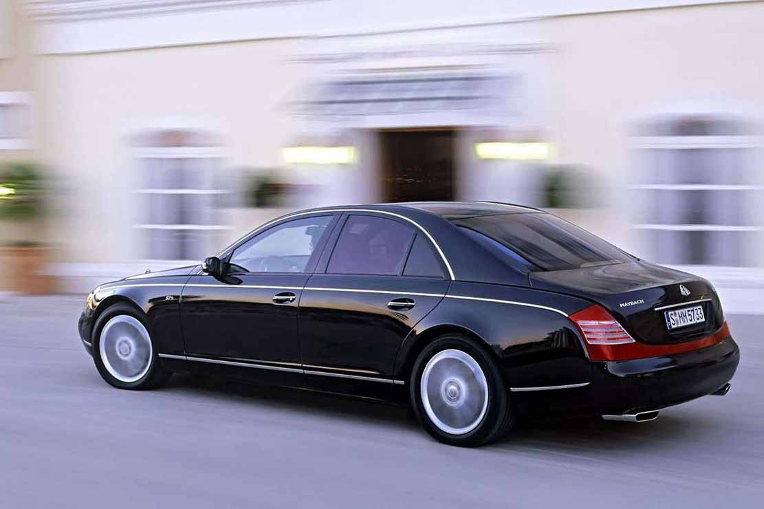 2017 Maybach 57 photo - 3