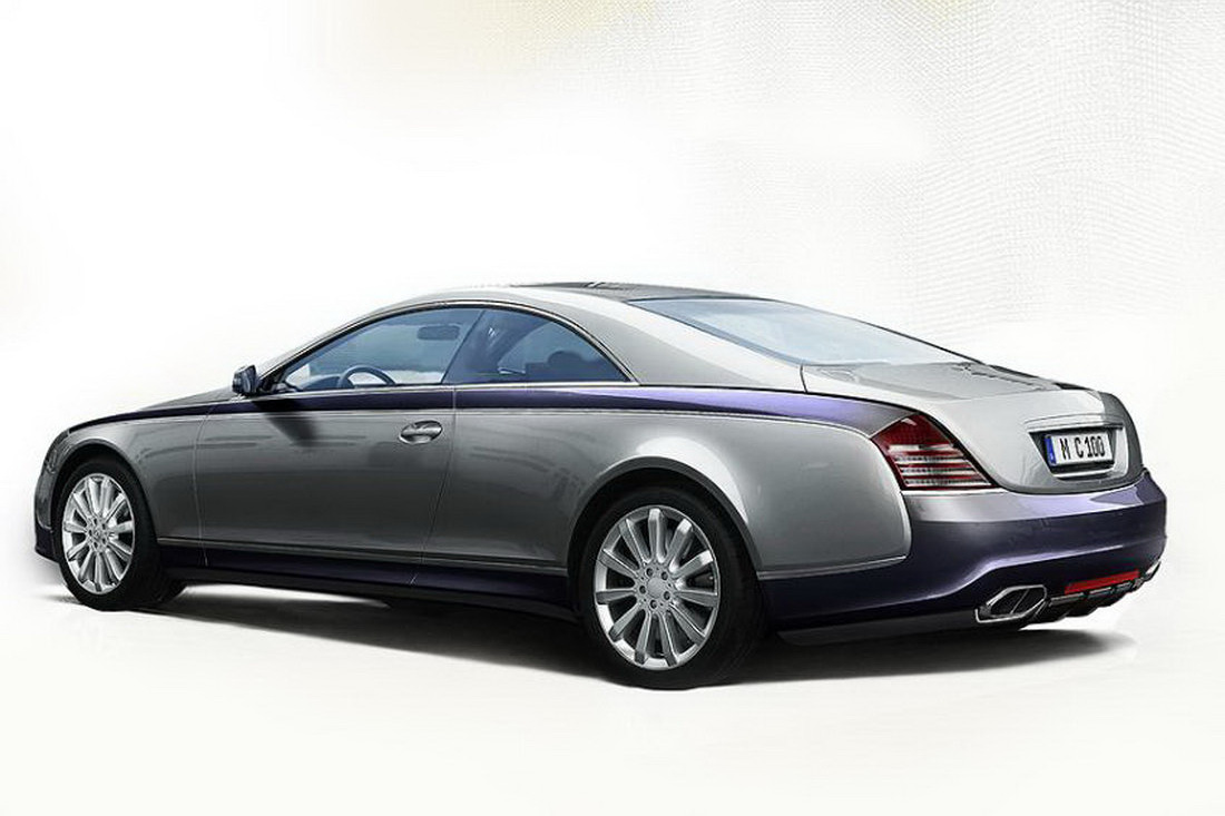 2017 Maybach 57 photo - 4