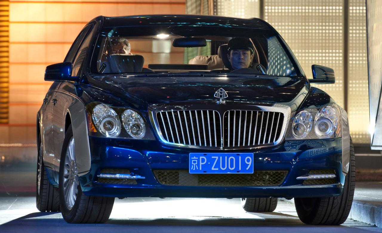 2017 Maybach 62 S photo - 4